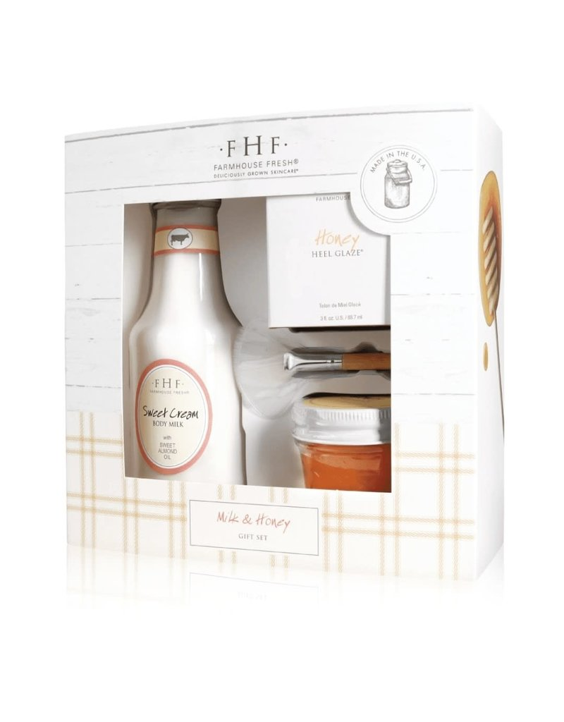 Farmhouse Fresh Milk & Honey Deluxe Boxed Gift Set