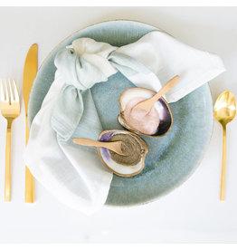 Grit & Grace Salt & Pepper Set - Clam Shell