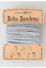 Natural Life Boho Bandeau - Heather Grey