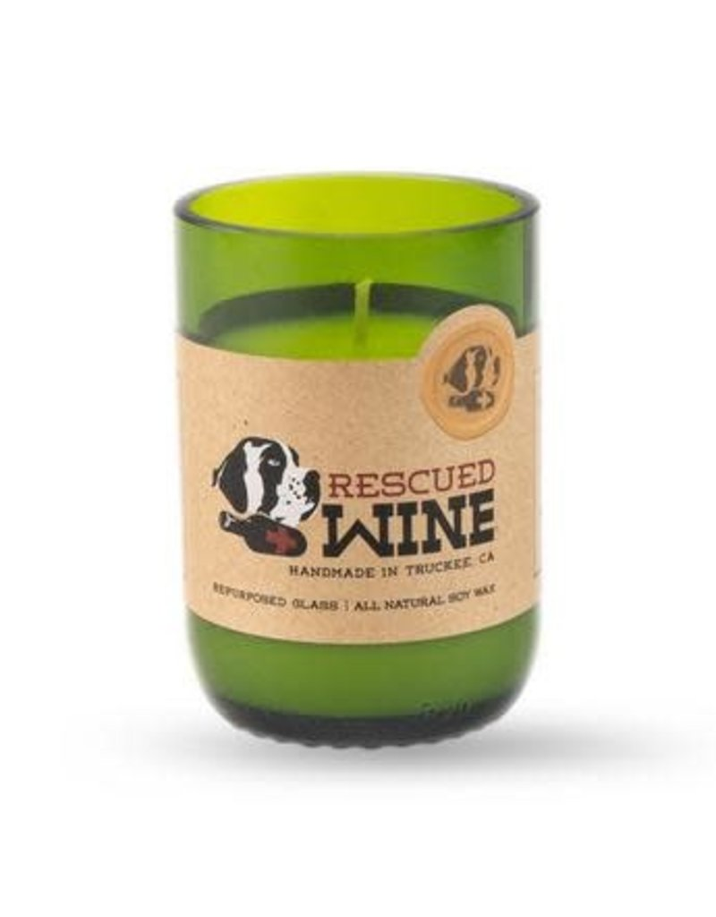 Rescued Wine Zinfandel Soy Candle
