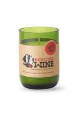 Rescued Wine Merlot Soy Candle