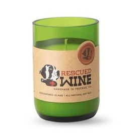 Rescued Wine Cabernet Soy Candle