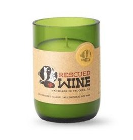 Rescued Wine Champagne Soy Candle