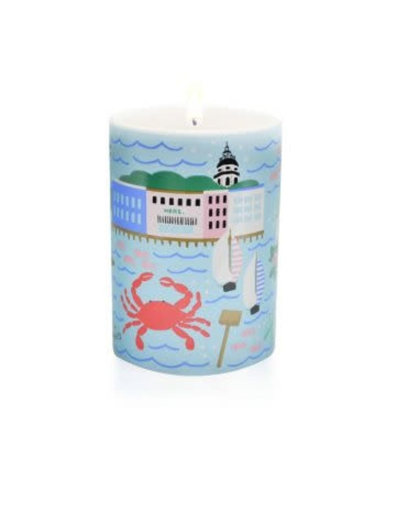 Annapolis Candle Naptown Hand Crafted Soy Wax Candle