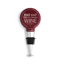Demdaco 'Fine Like Wine' Wine Stopper