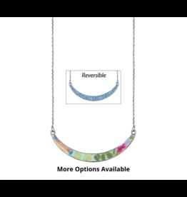 Jilzarah Reversible Curve Necklaces