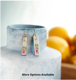 Jilzarah Reversible Bar Earrings