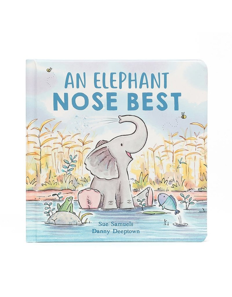 Jelly Cat An Elephant Nose Best Book
