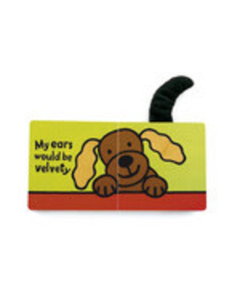 Jelly Cat 'If I Were' books If I Were A  Puppy Book