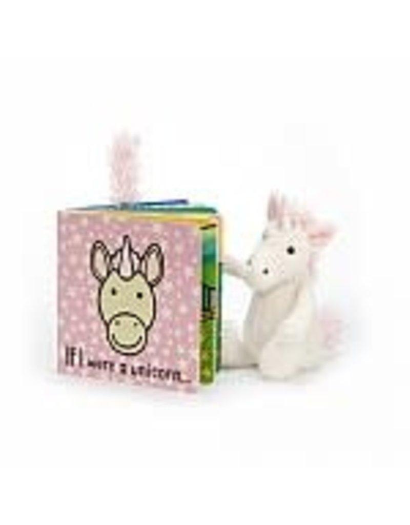 Jelly Cat 'If I Were' books If I Were A Unicorn Book
