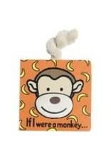 Jelly Cat 'If I Were' books If I Were A Monkey Book