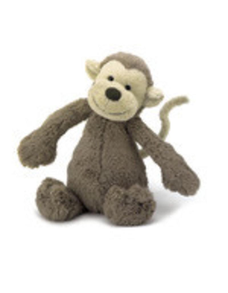 Jelly Cat 'I Am' Stuffed Animal Bashful Monkey