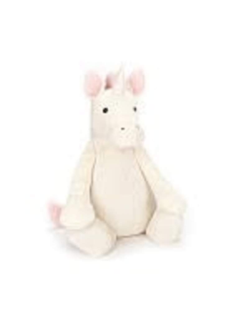 Jelly Cat 'I Am' Stuffed Animal Bashful Unicorn