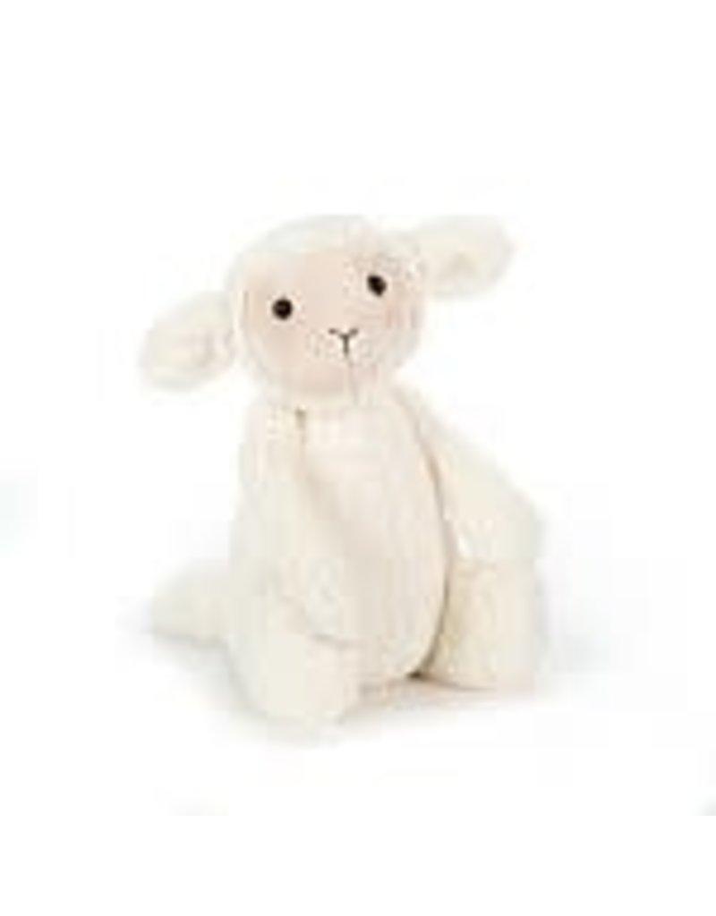 Jelly Cat 'I Am' Stuffed Animal Bashful Lamb