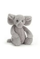 Jelly Cat 'I Am' Stuffed Animal Bashful Grey Elephant