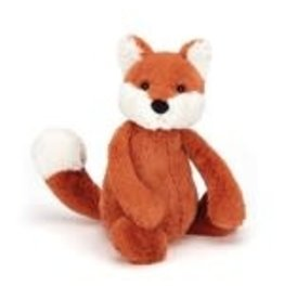 Jelly Cat 'I Am' Stuffed Animal Bashful Fox
