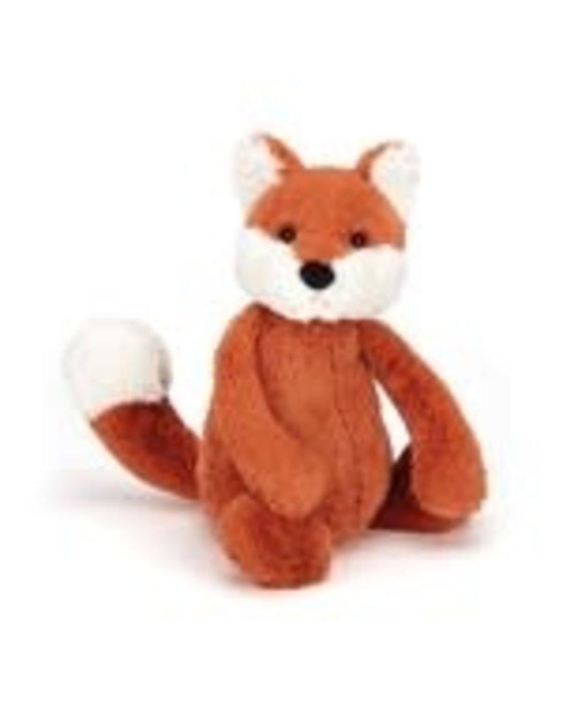Jelly Cat 'I Am' Stuffed Animal Bashful Fox