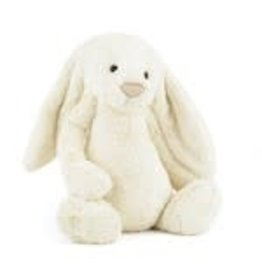 Jelly Cat 'I Am' Stuffed Animal Bashful Cream Bunny