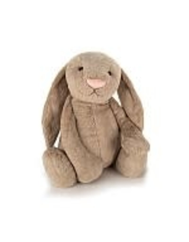 Jelly Cat 'I Am' Stuffed Animal Bashful Beige Bunny