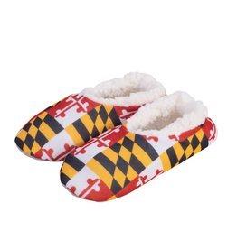 MarylandMyMaryland Maryland Flag Slippers