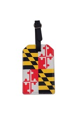 MarylandMyMaryland Maryland Flag Luggage Tag