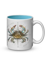 MarylandMyMaryland Blue Crab Coffee Mug