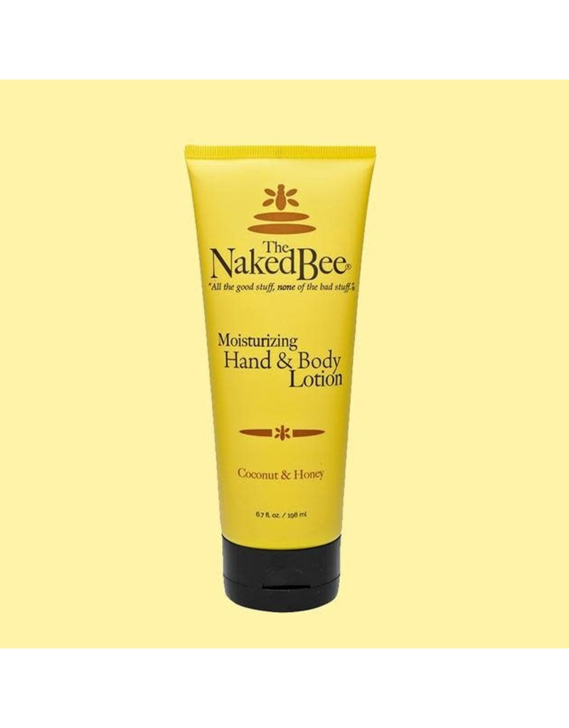 The Naked Bee Coconut & Honey 6.7 oz Lotion
