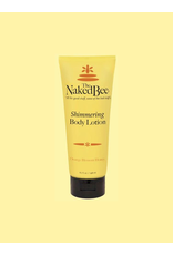 The Naked Bee Orange Blossom Honey Shimmering Lotion 6.7oz