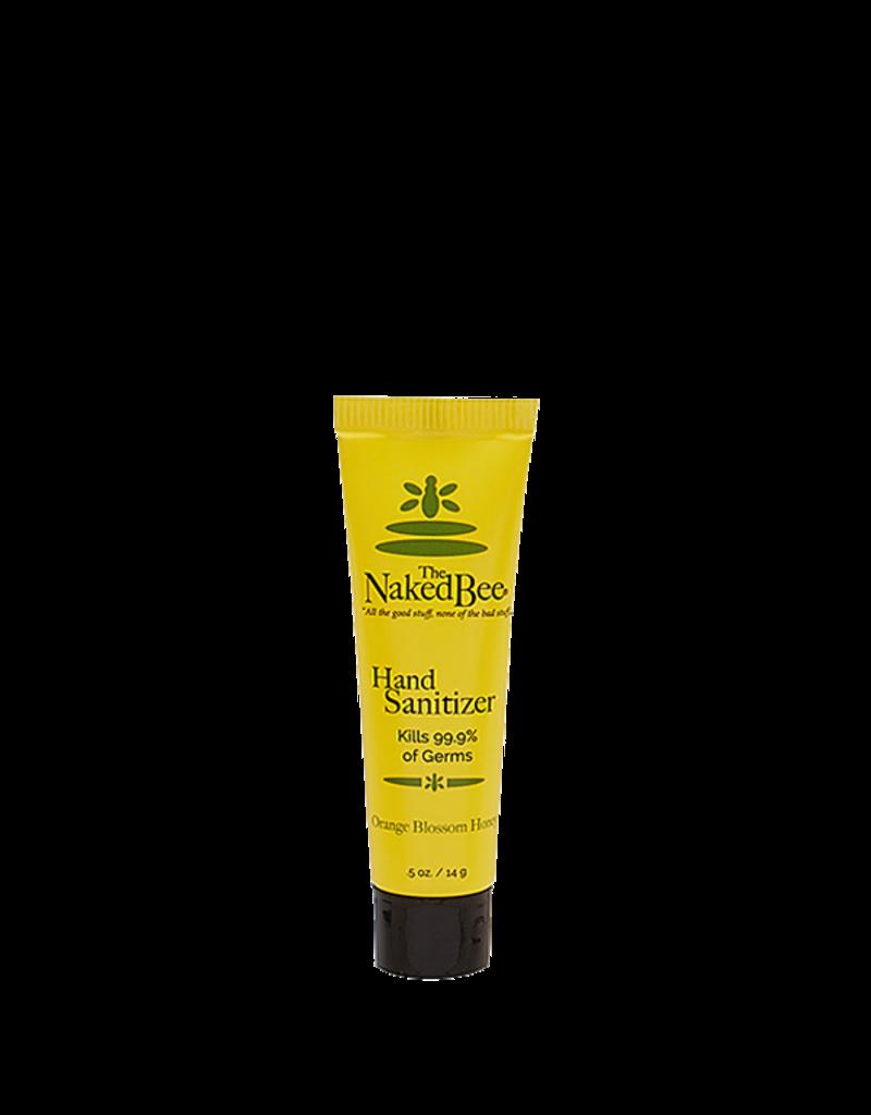 The Naked Bee Orange Blossom Honey Mini Hand Sanitizer .5 oz
