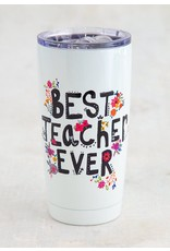 Natural Life Best Teacher Ever Tumbler