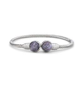 Demdaco Druzy Birthstone Bracelet- June