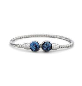 Demdaco Druzy Birthstone Bracelet -September