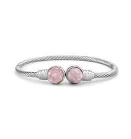 Demdaco Druzy Birthstone Bracelet -October