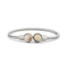 Demdaco Druzy Birthstone Bracelet -November