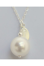 MAI Apparel White Pearl Blessing Necklace