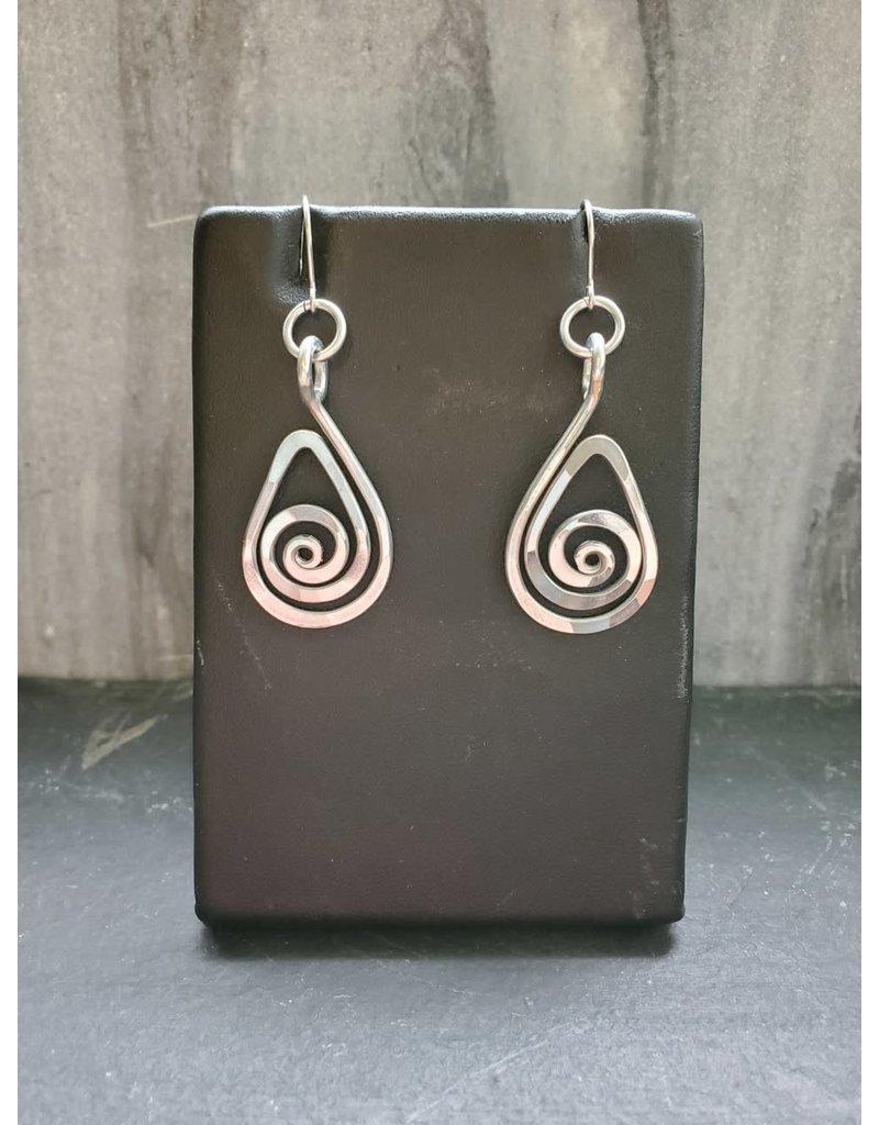 The Artist Jay Petite Teardrop Earrings