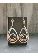 The Artist Jay Teardrop Earrings