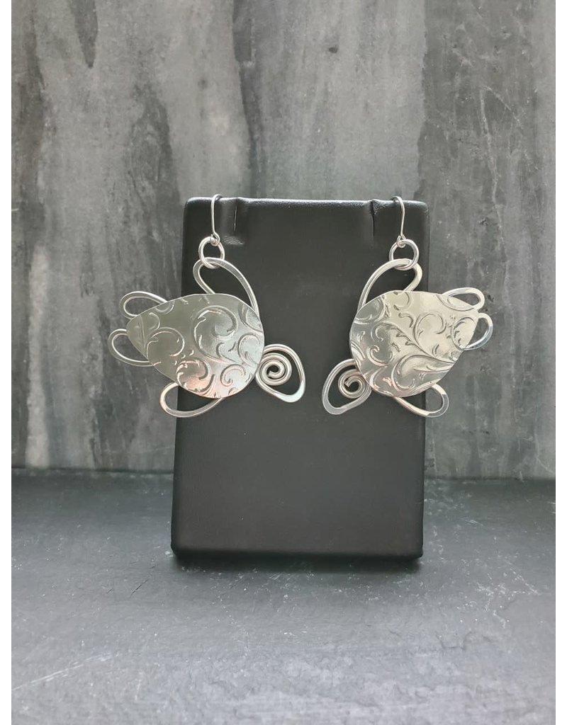 The Artist Jay Sea Turtle Earrings