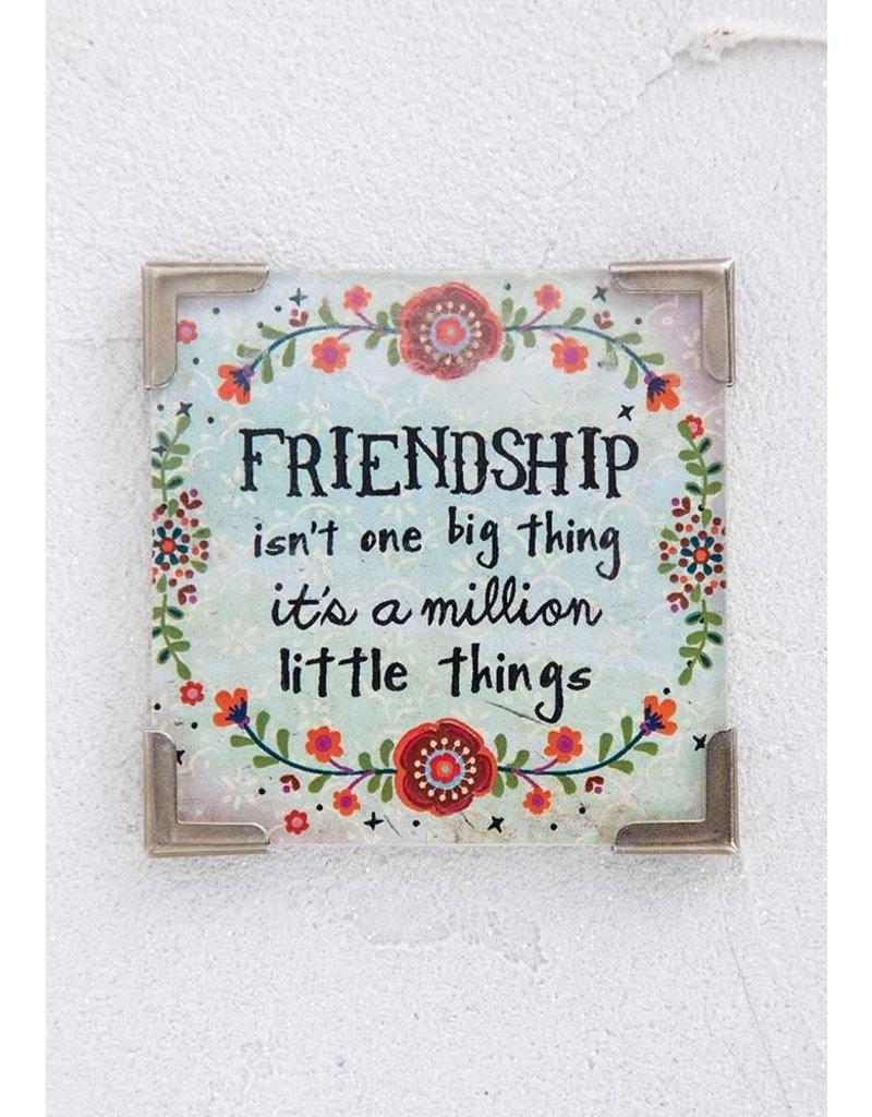 Natural Life Friendship Corner Magnet