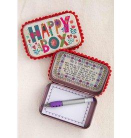 Natural Life Happy Prayer Box