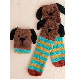 Natural Life Cozy Dog Socks