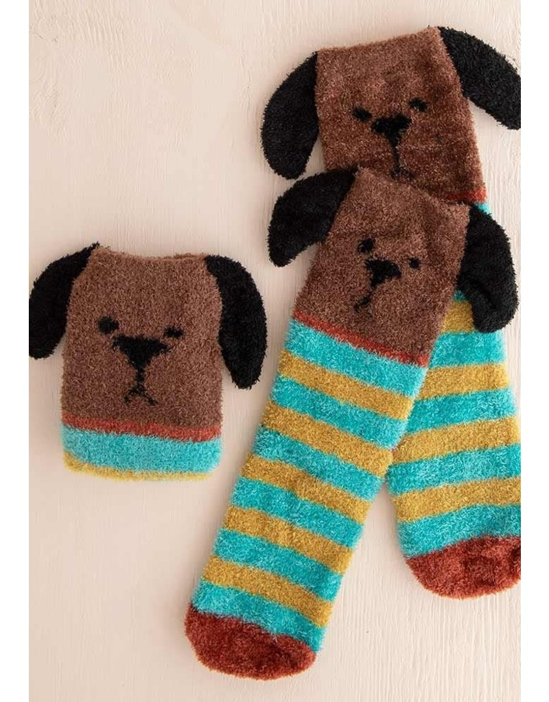 Natural Life Cozy Dog Socks