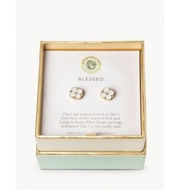 Spartina 449 Sea la Vie Blessed Stud Earrings