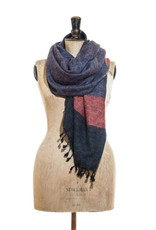 The  Curious Yak Hand Woven Scarves from Nepal - Enchanted
