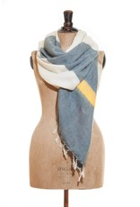 The  Curious Yak Hand Woven Scarves from Nepal - Lilly