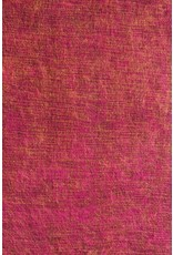 The  Curious Yak Hand Woven Scarves from Nepal - Raspberry