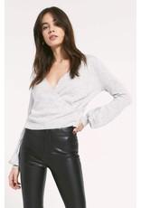Z Supply Bricklane Sweater - Heather Grey