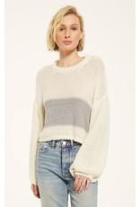 Z Supply Lafayette Sweater - Ivory