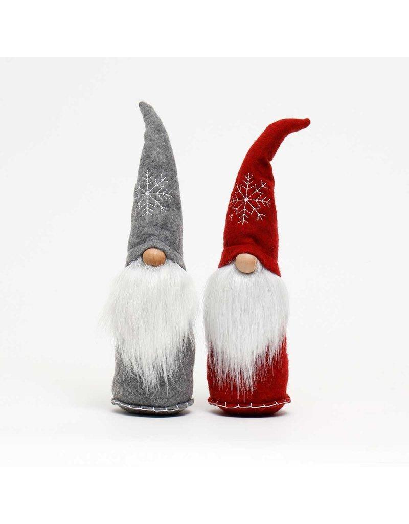 "Gnome 15"" Snowflake Hat"