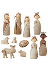 Knit Nativity Set